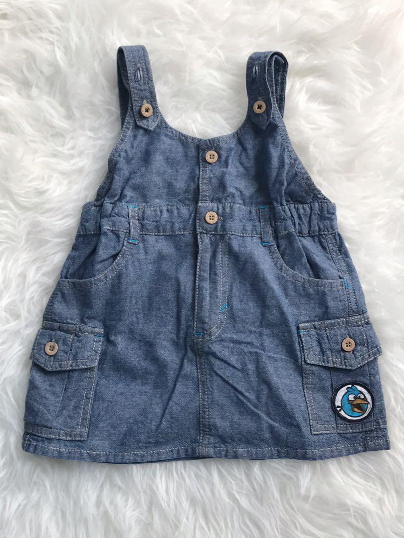 Overall Skirt Anak