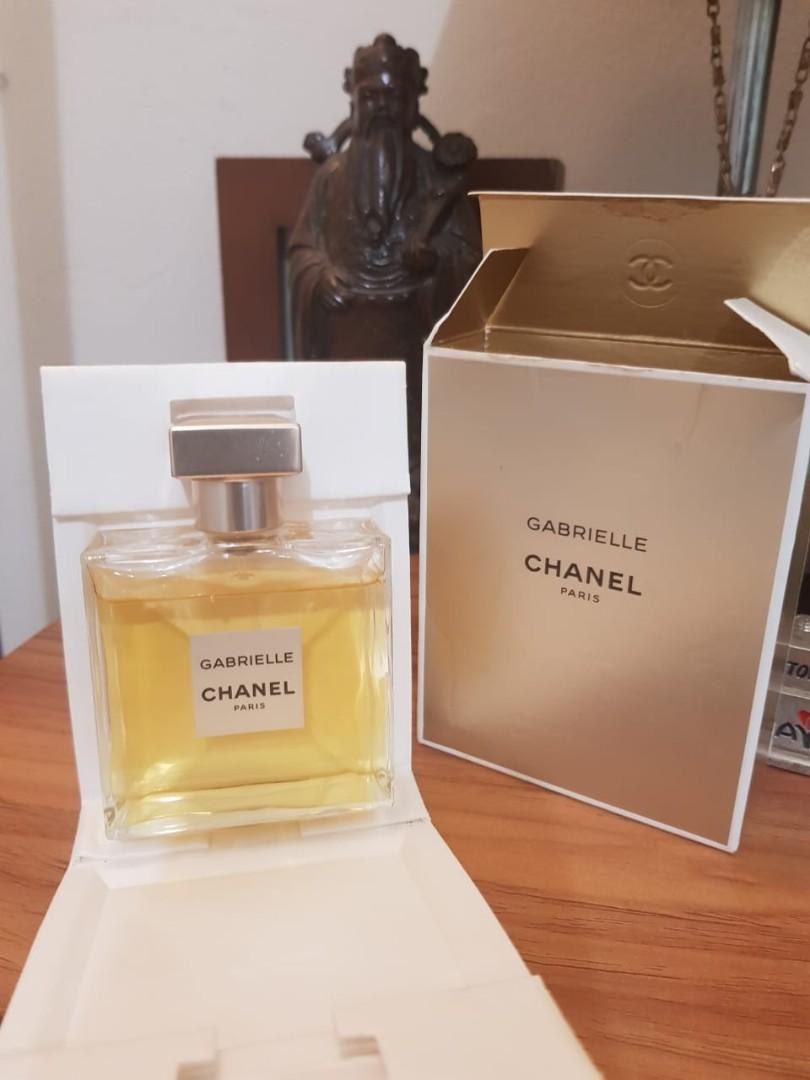 Parfum Original preloved Chanel Gabrielle edp 50ml