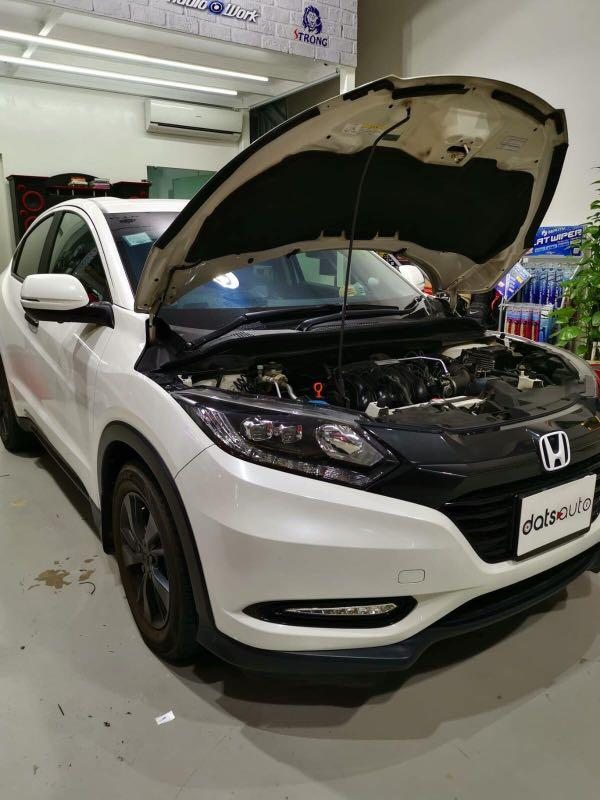 Please call for price 🙏Quality grounding with quality workmanship done on this wonderful Honda Vezel! Customer is back once again for quality works!  Enquiries/booking call us 8270 0007  Have a wonderful weekend everyone!