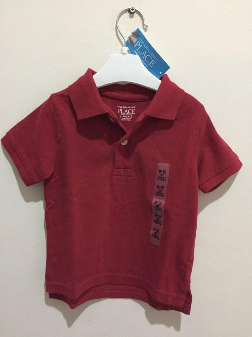 "Poloshirt Baby 9-12M ""The Childrens's Place"""