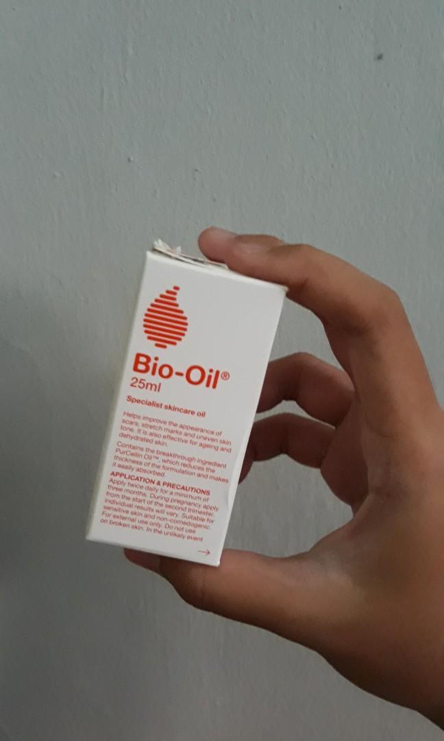 [PRELOVED] BIO OIL 25mL