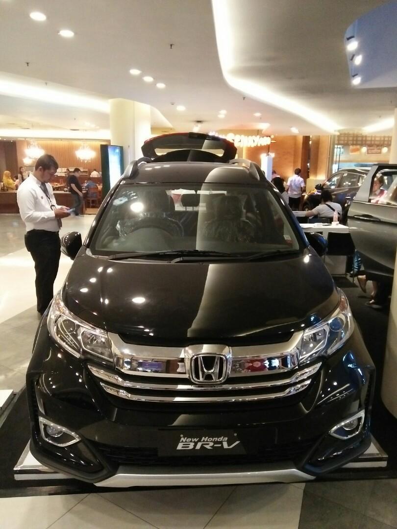 Promo Mudik Ceria Bersama Honda.