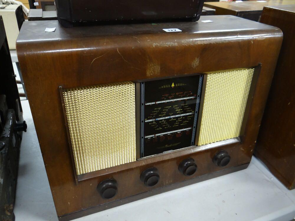 Radio (Vintage) Made in England