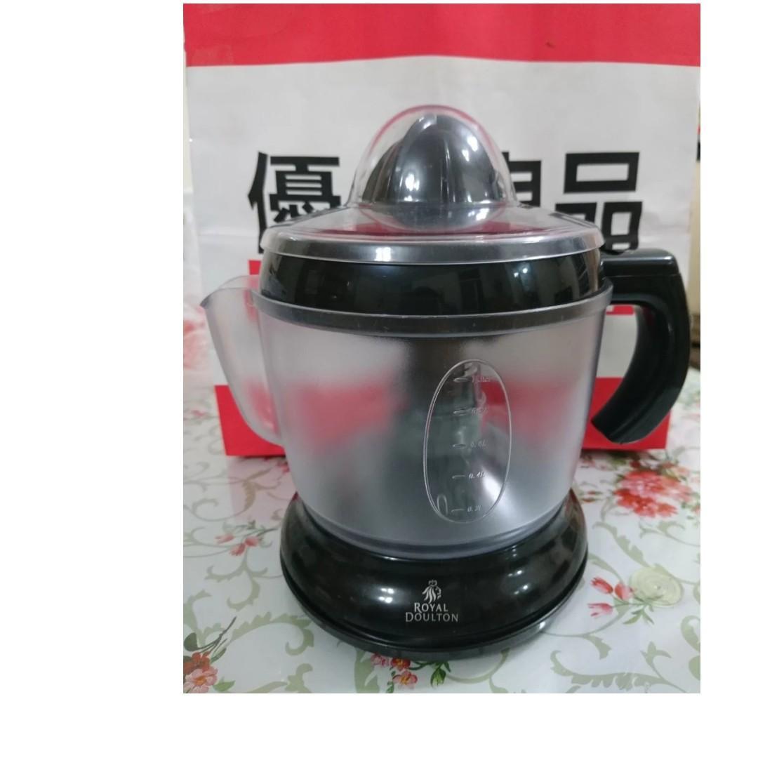 Royal Doulton 電動 榨橙汁機 榨汁機