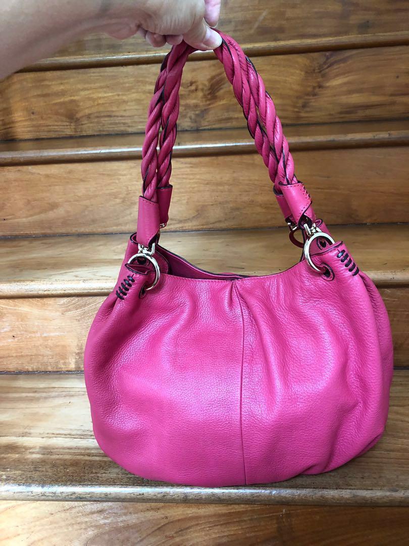45e90a19e Sabrina Scala Handbag, Women's Fashion, Bags & Wallets, Handbags on ...