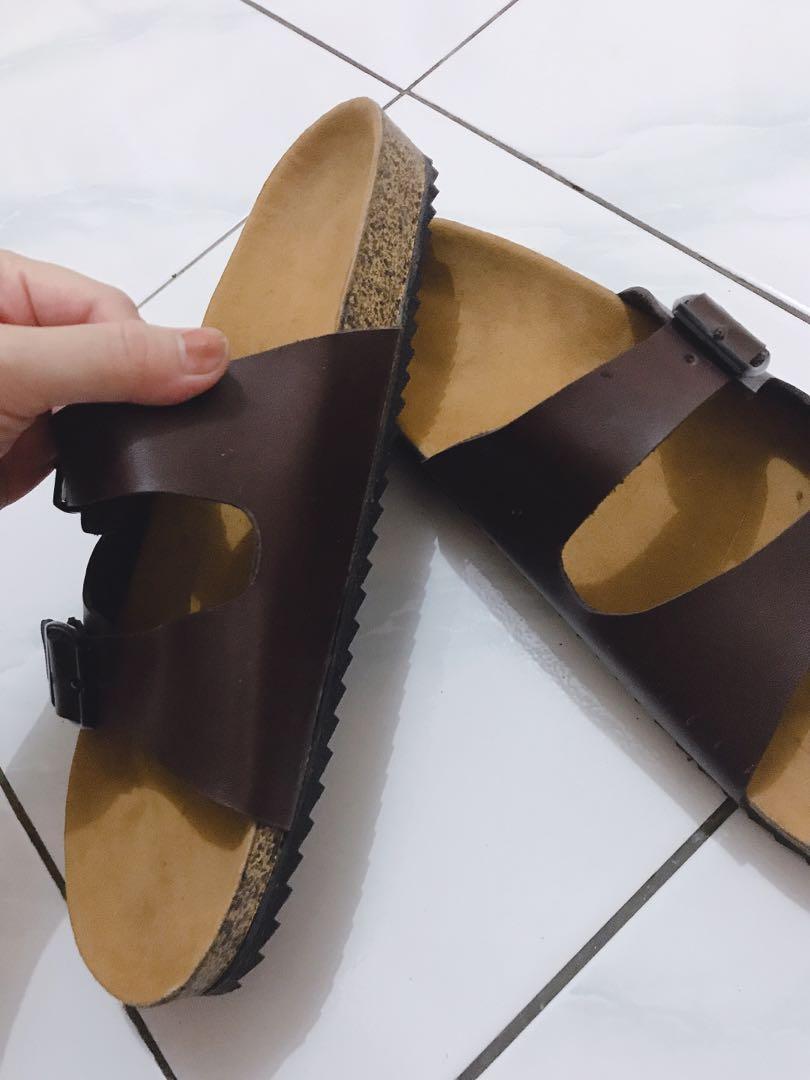 Sandal cowok NEW murah