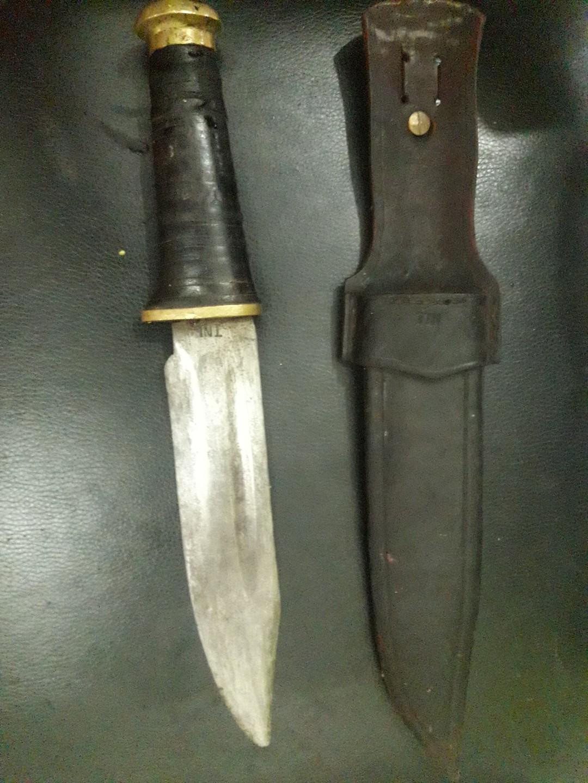Sangkur/pisau Tentara nasional Indonesia (TNI)