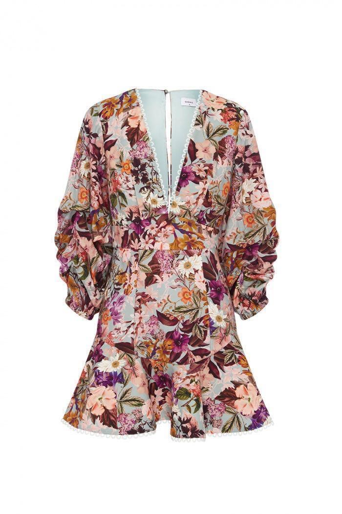 SHEIKE Hannah Floral Dress (New arrival, size 6, RRP $169.95)