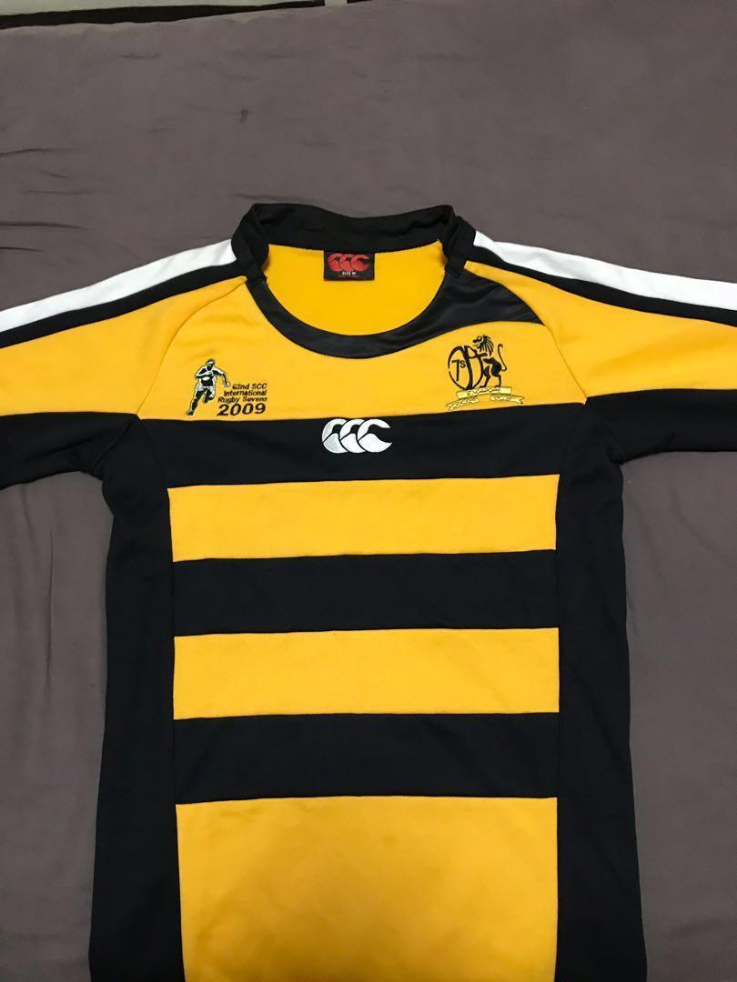 Singapore Cricket Club SCC Canterbury Rugby Jersey - M