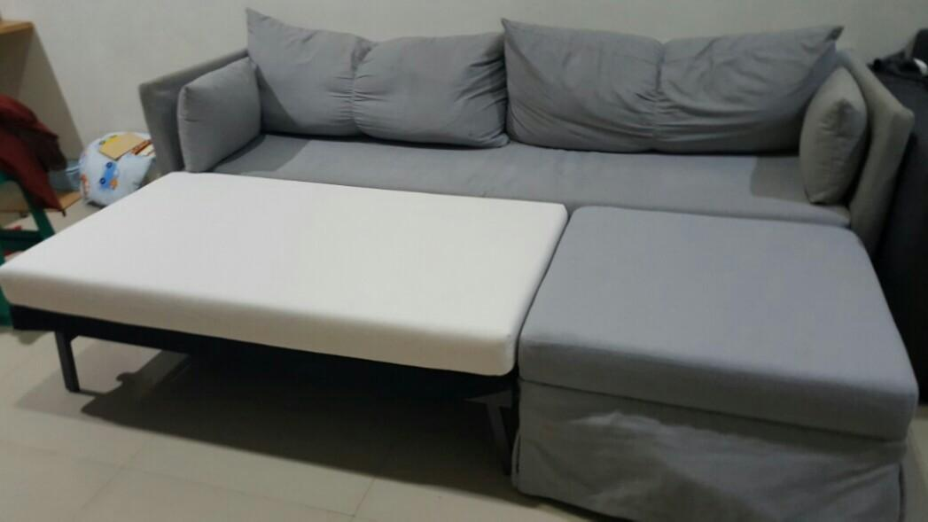 sofa bed ikea 3 seater