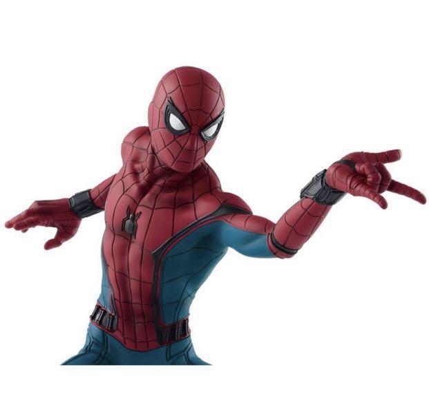 Spiderman Statue kws