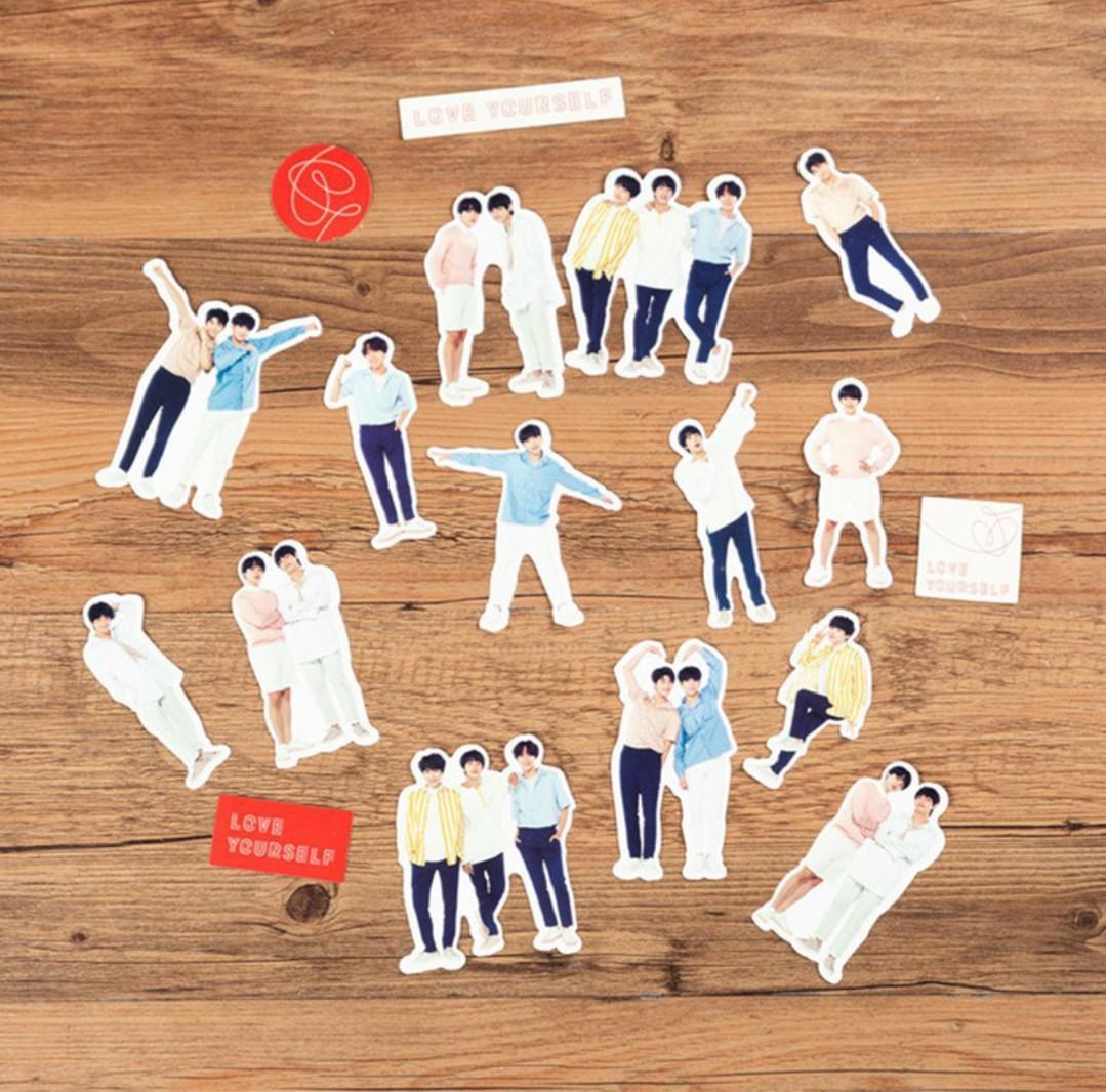 Sticker BTS Love Yourself