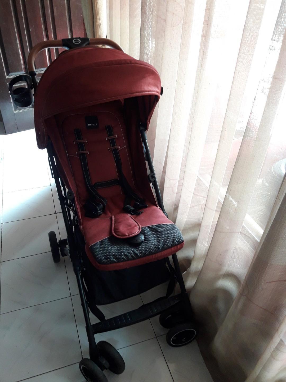 Stroller babyelle matrix #bapau