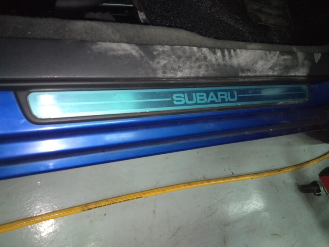 Subaru version 10