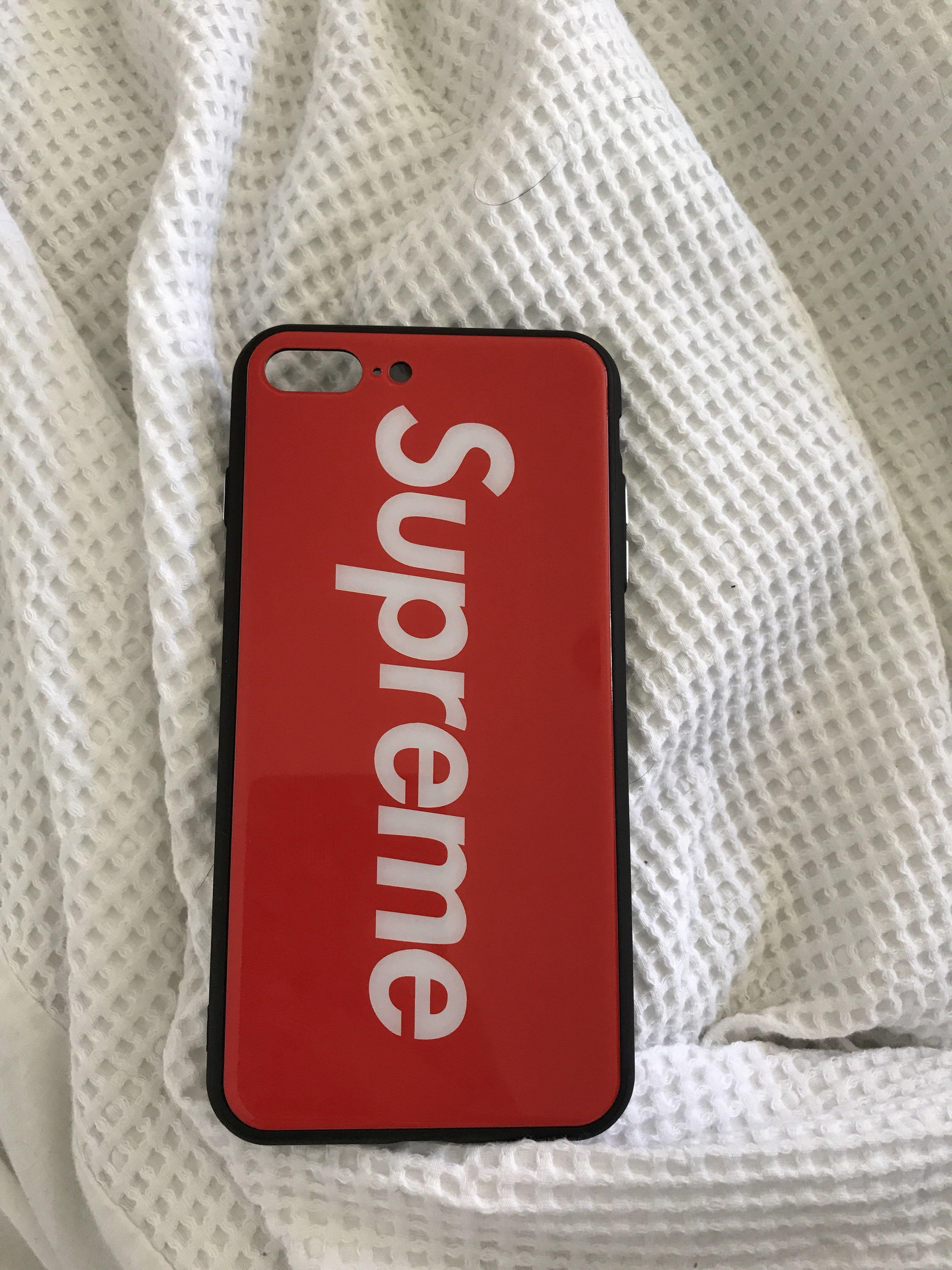 Supreme iPhone 6,7,8 plus case