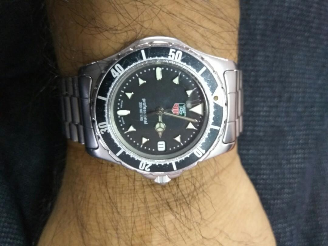 Tag heuer 2000 classic