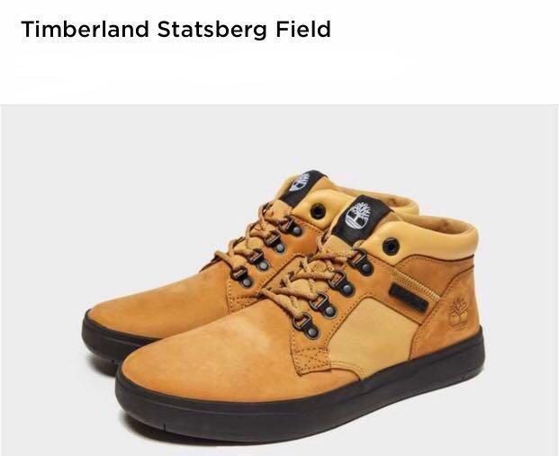 Timberland Boots statsberg field, Women's Fashion, Shoes