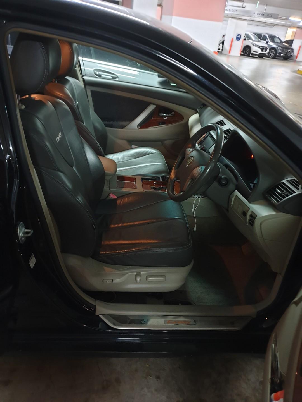Toyota Camry 2.4 Auto
