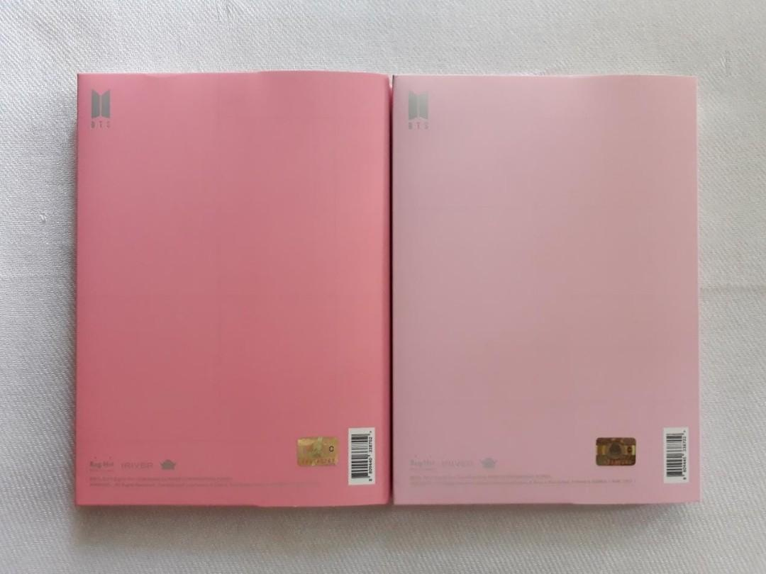 [UNSEALED] BTS ALBUM MAP OF THE SOUL : PERSONA - VER 1 & 2 + POSTER (+ FREEBIES)