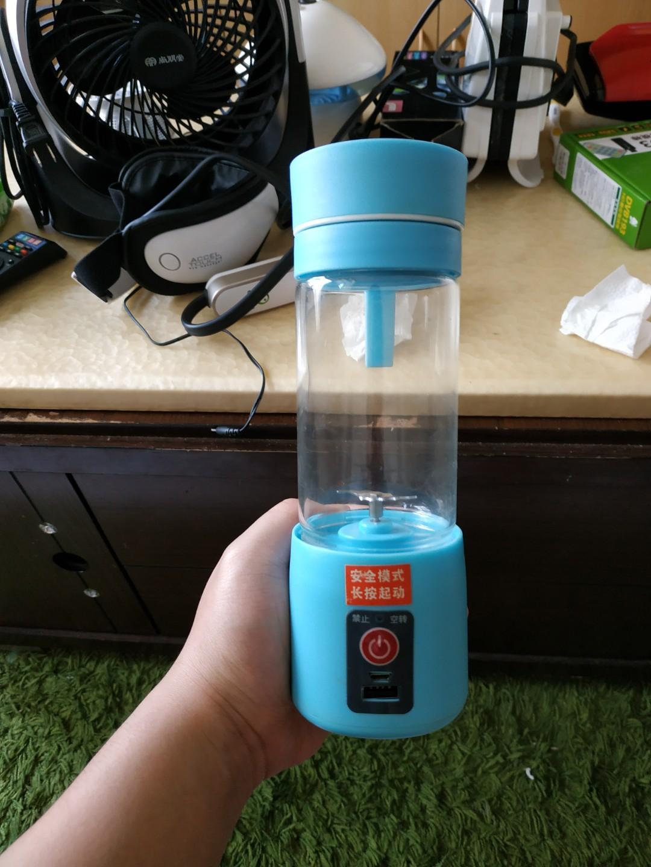 隨身型USB果汁機