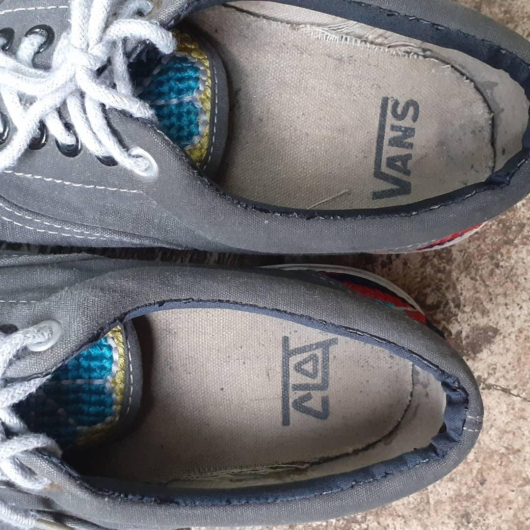 "Vans Era x cloth ""tribesmen"" original size 41"