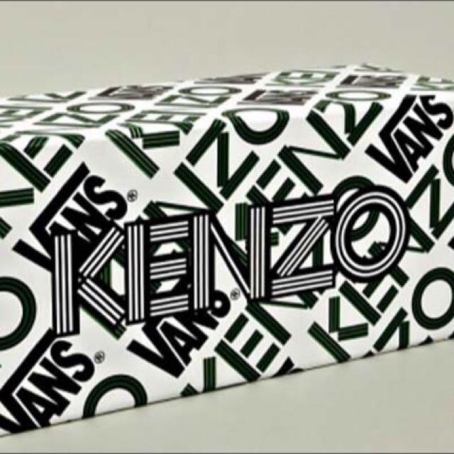 Vans x Kenzo