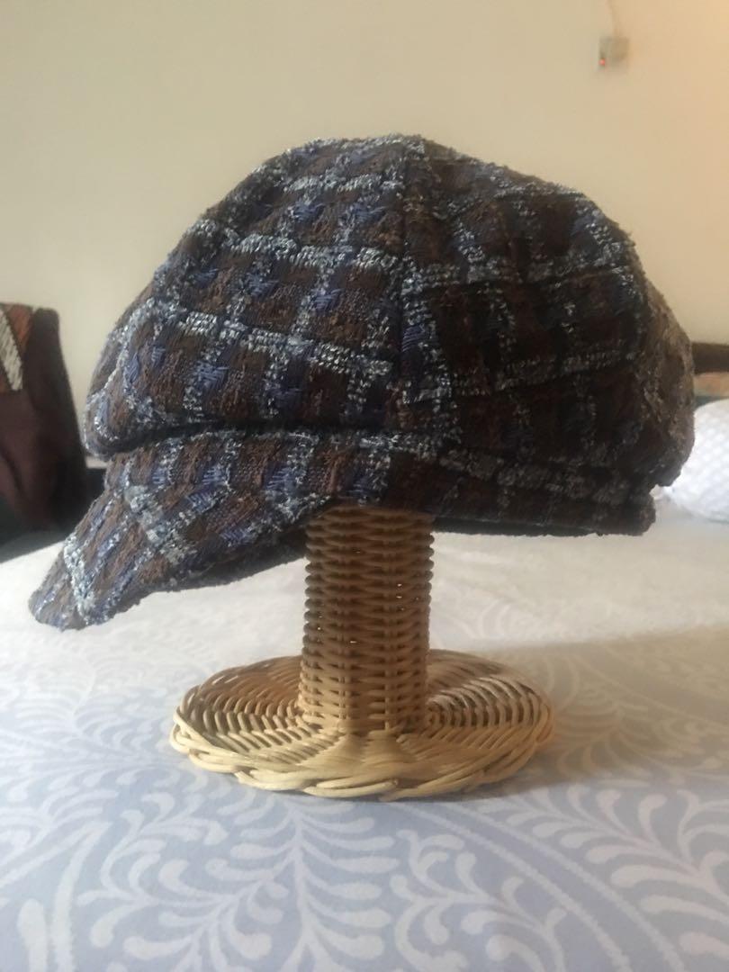 Women/men barret style hat