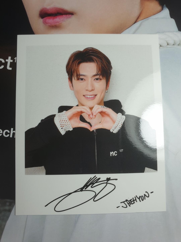 Wts/Wtt NCT 127 AWAKEN Jaehyun Polaroid