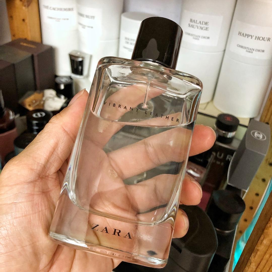 Zara Vibrant Leather Smells Like Creed Aventus 120ml Health