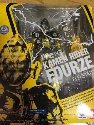 絕版Fourze 模型 特別金版