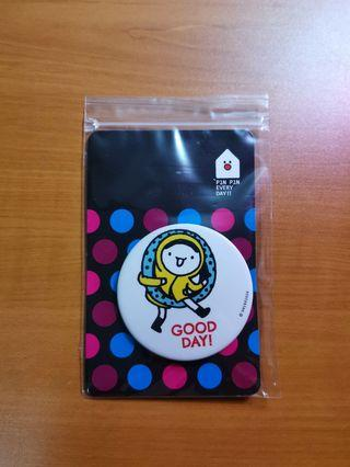 [MOVING SALE] Good Day Pin by '0416x1024