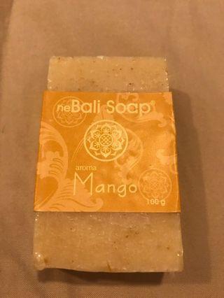 Aroma mango soap