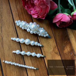 Pearl Hair clip | Ready Stock