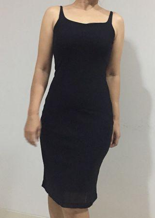 Black dress import brand