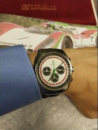 Autodromo limited chronograph 計時錶
