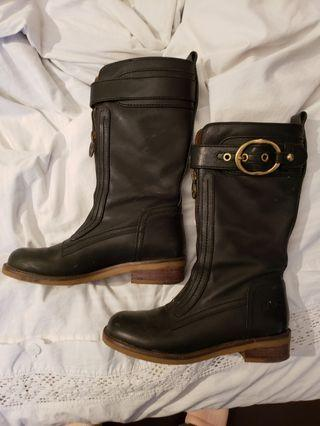 Lucky Brand Boots Us 6-6.5