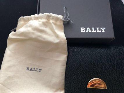 全新 Bally vintage 銀包
