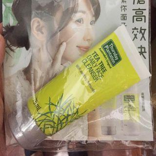 Thursday Plantation TeaTree facial cleanser 75ml