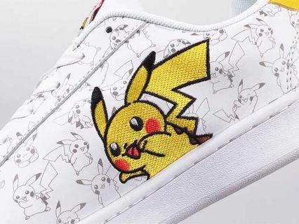Adidas neo x Pokemon sneakers