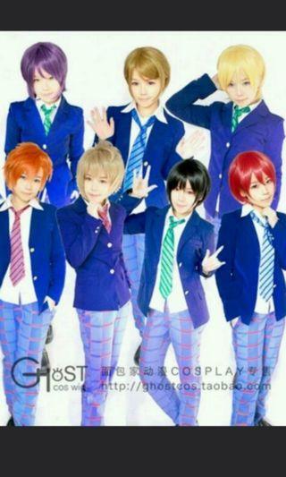 Love Live Genderbend Uniform Cosplay