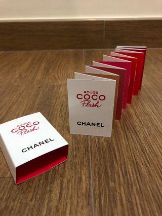 Chanel Rough Coco Flash taster