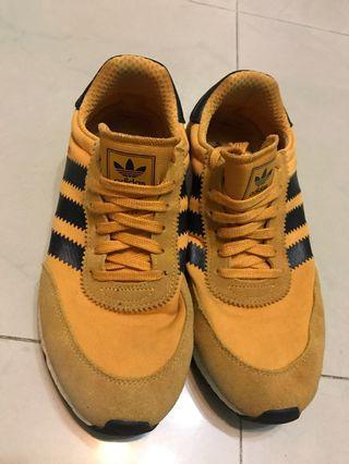 Adidas Iniki Runner Tactile Yellow