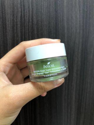 Boscia Matcha Magic Antioxidant Mask 13ml (RAYA SALE!)