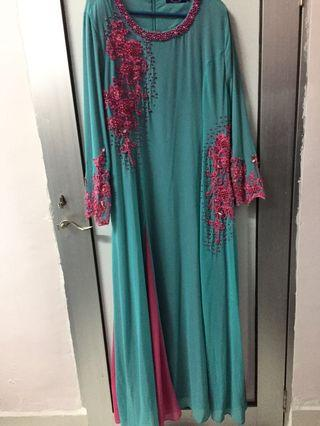 Embroided Jubah