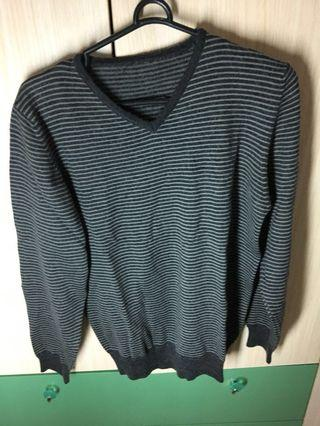 #BAPAU Sweater korea hitam