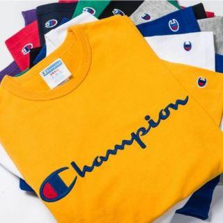 【HYPED.】Champion HERITAGE Elevated Graphic Tee T-shirt(US)