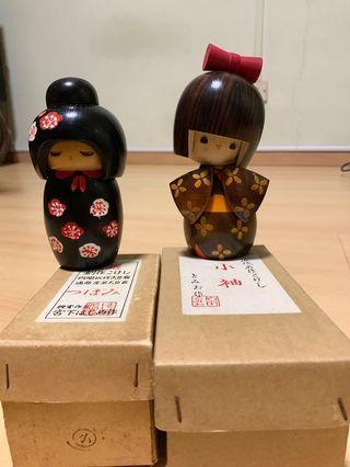 🚚 Japanese dolls