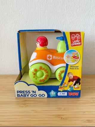 🚚 [BN] Little Learners Motorized Press & Go Toy Car