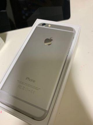 🚚 iPhone 6 Silver
