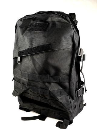 🚚 Men's Tactical Black Backpack